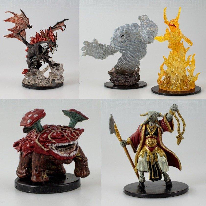 Maze of Death D&D minis