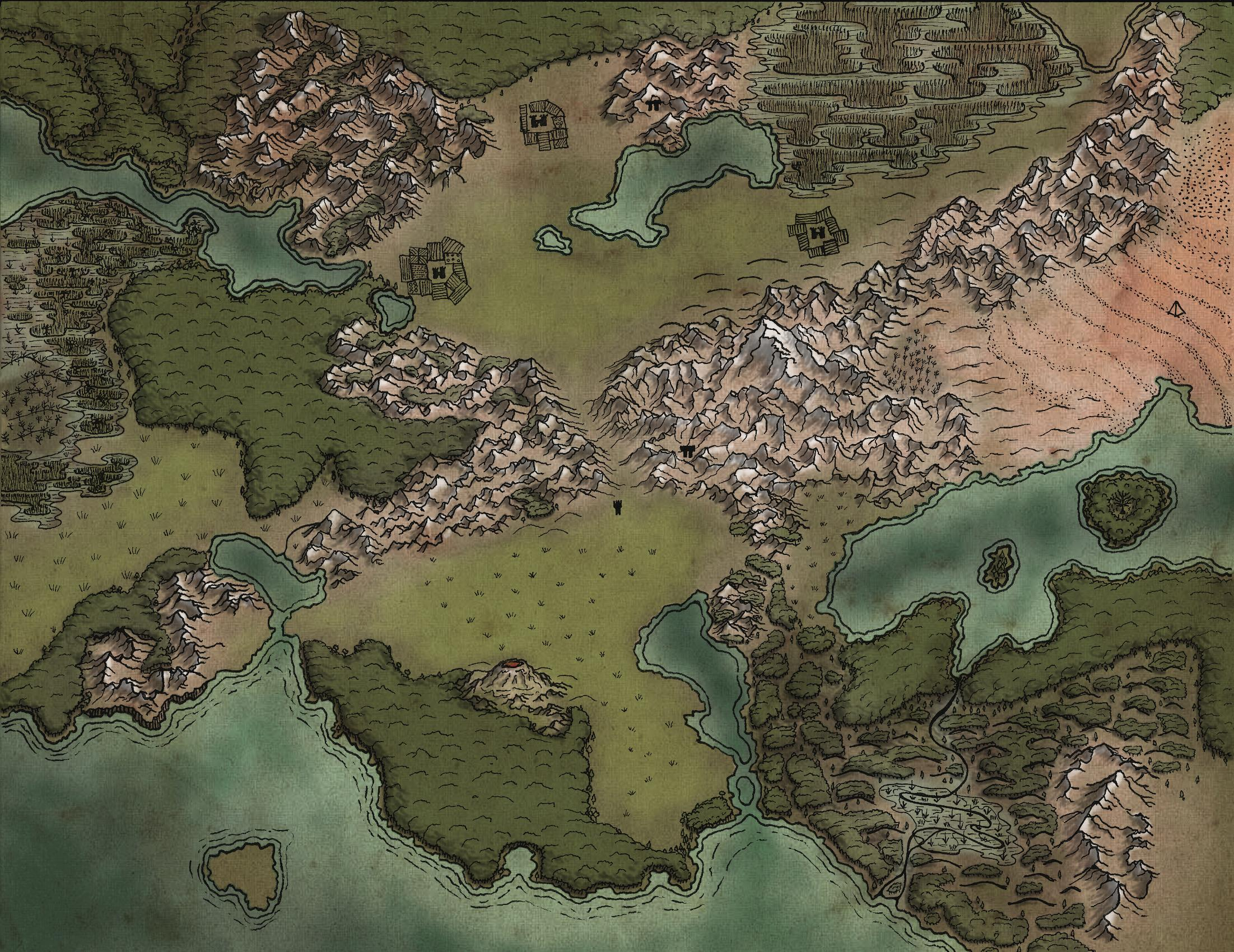 Digital Homebrew: Cartography