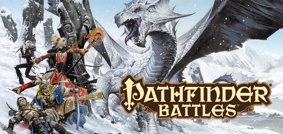 Pathfinder Battles Deadly foes minis