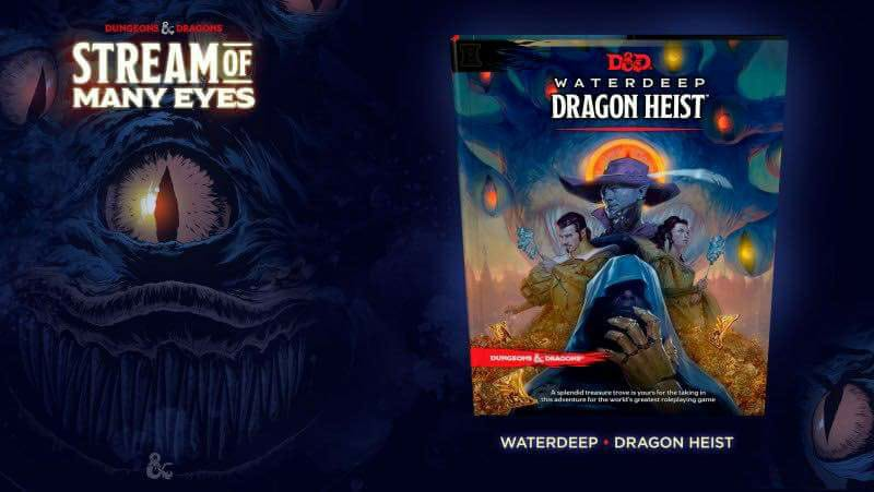 Stream of Many Eyes Waterdeep: Dragon Heist