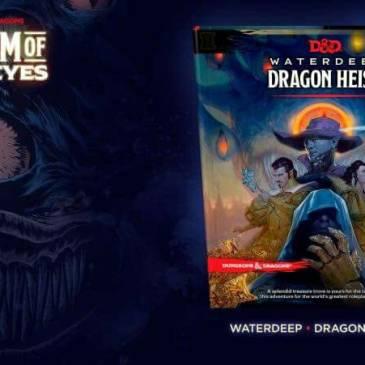 Stream of Many Eyes Waterdeep: Dragon Heist