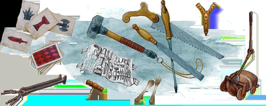 5E D&D carpenter's tools