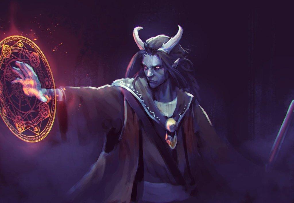 5E D&D warlock eldritch blast spells
