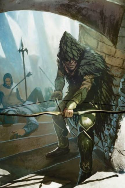5th edition Dungeons and Dragons character build