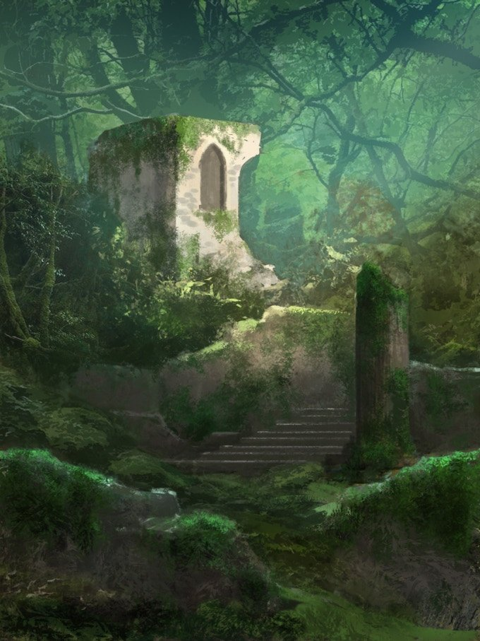 Forest Kingdom Campaign 5E D&D Legendary Games