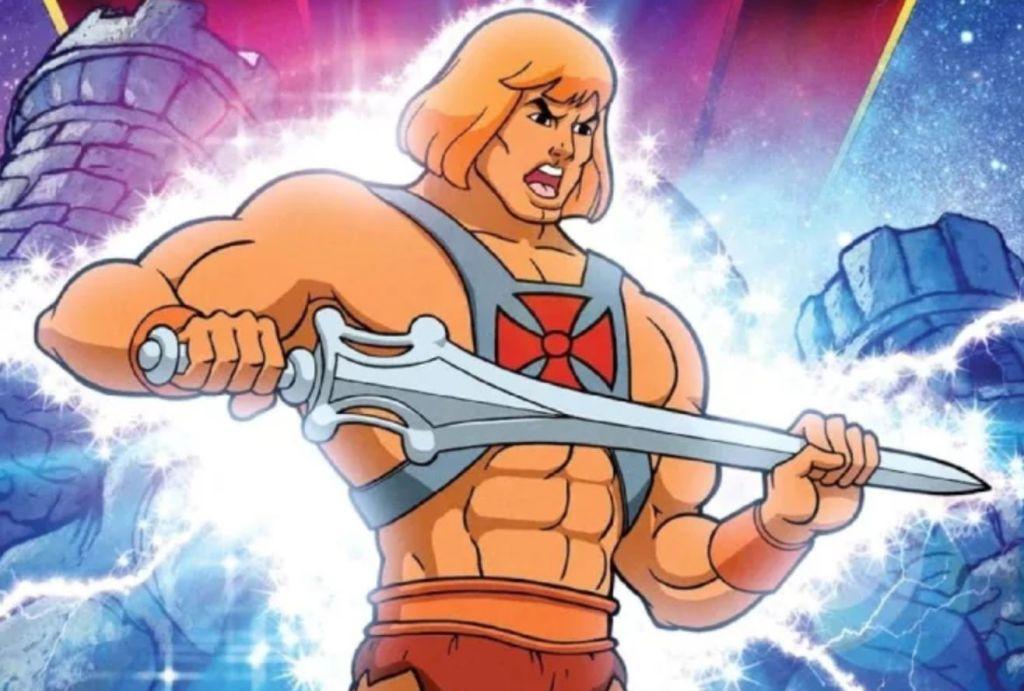 5E D&D Power Sword He-Man