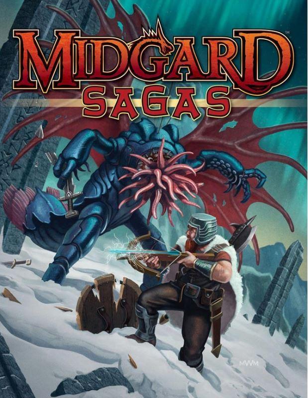 Kobold Press Midgard Sagas 5E adventures