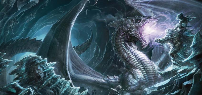dragon's breath D&D