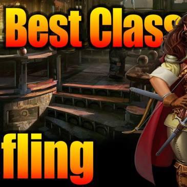 D&D Character Classes