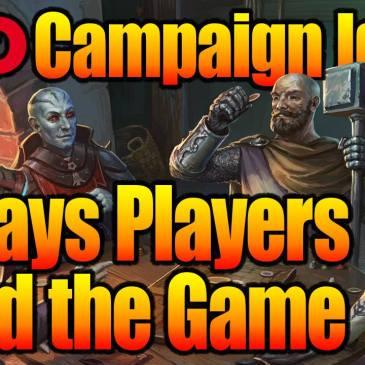 D&D Campaign Ideas