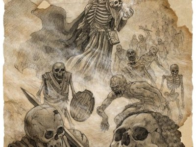 curse of hollow hills undead