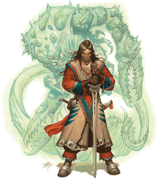 D&D Ideas — Unearthed Arcana Barbarian and Monk