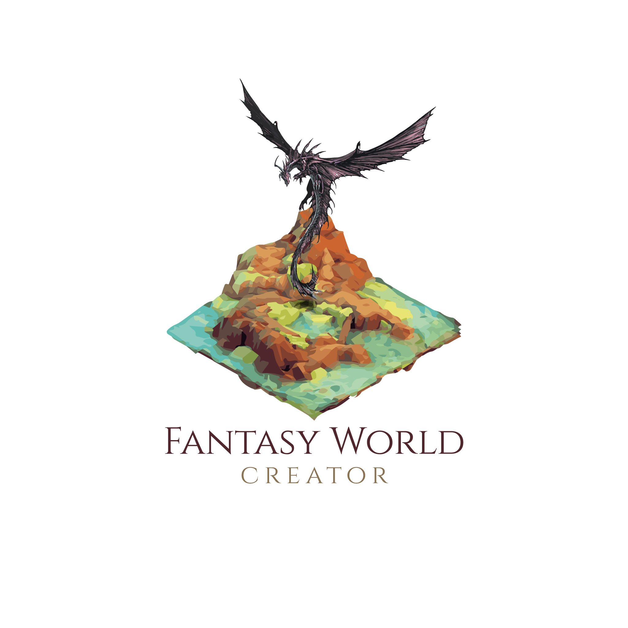 Fantasy World Creator tabletop terrain fantasy roleplaying game