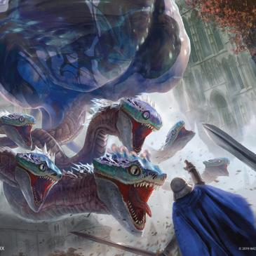 5E D&D krasis Simic hybrid