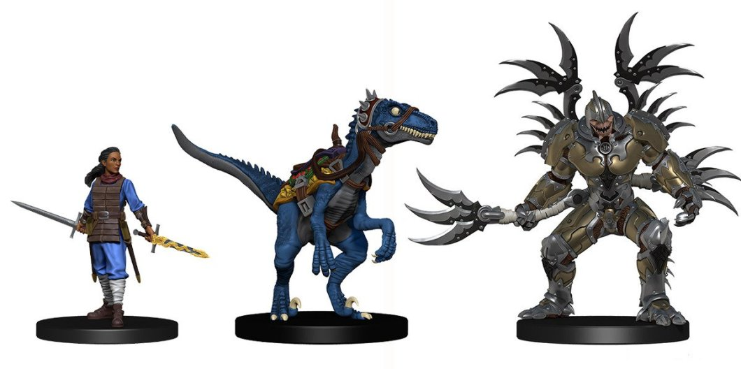 WizKids Icons of the Realms Eberron Rising from the Last War