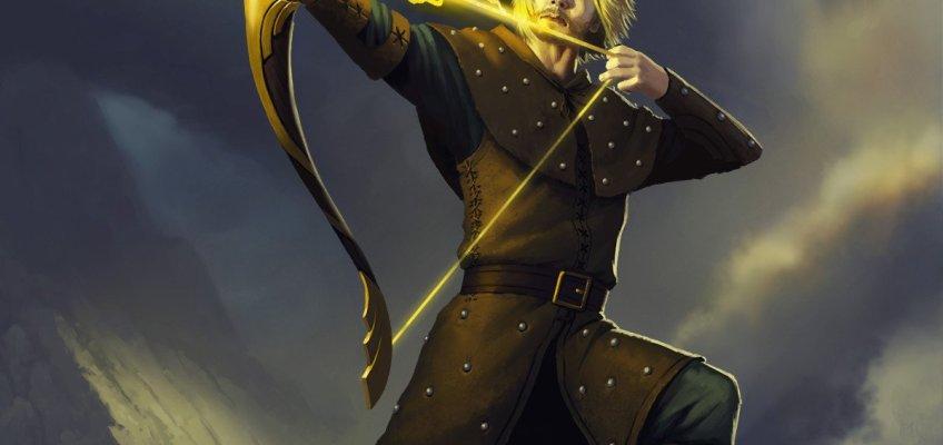 5E D&D archer