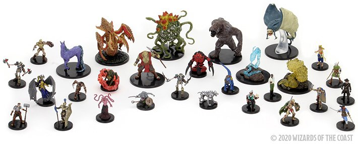 Multiple listing Details about  /Wizards Dreamblade miniatures figures