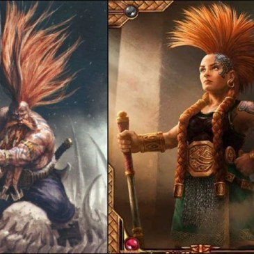 warhammer dwarf slayers 5E D&D