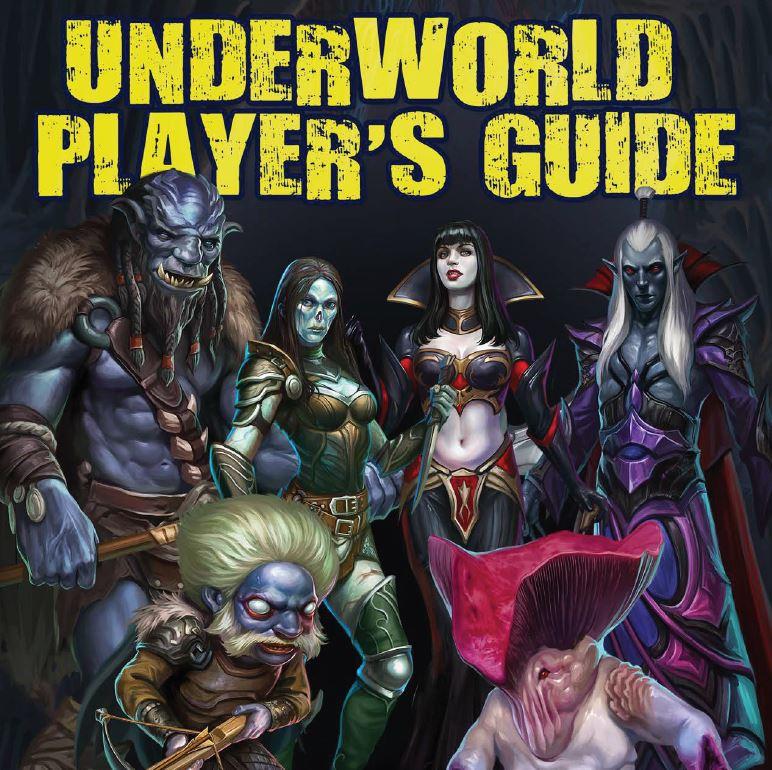 kobold press underworld players guide
