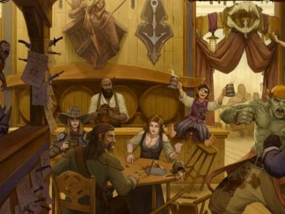 5E D&D carousing downtime