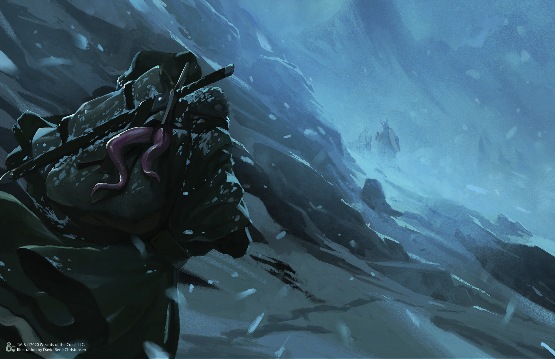 5E D&D Icewind Dale Rime of the Frostmaiden