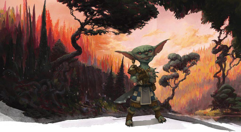 5E D&D Beastlands goblins