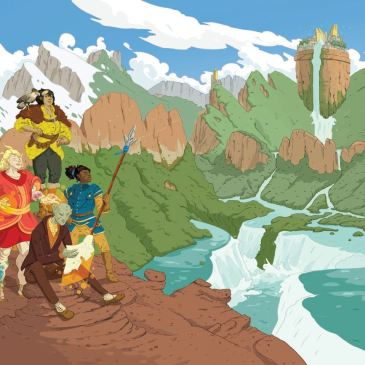 Quest RPG Adventure Guild