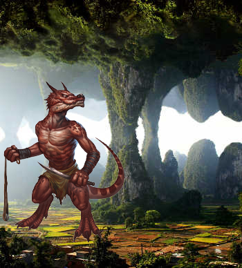 Creating 5E D&D Bytopia Kobolds Through Worldbuilding