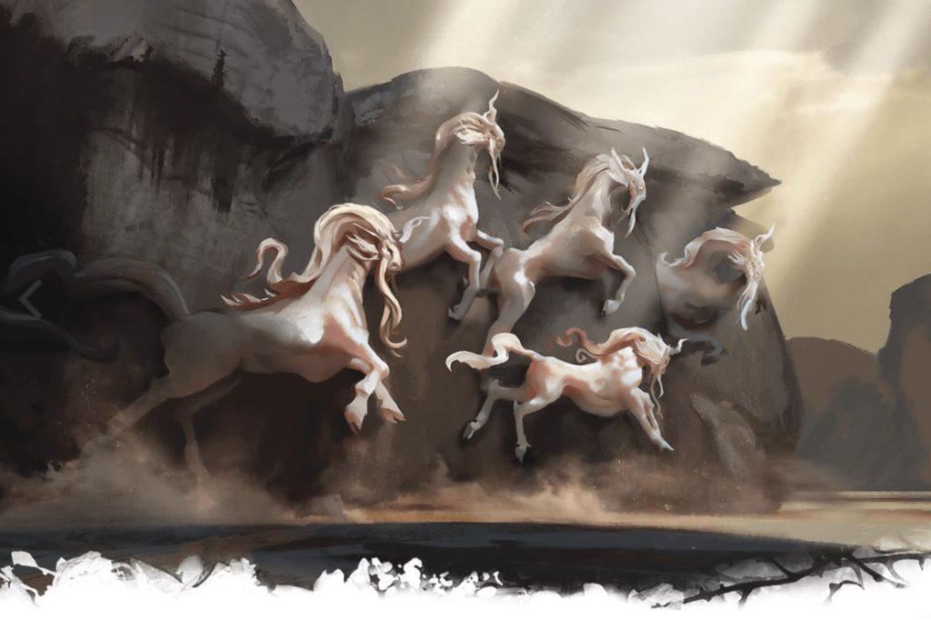 Tasha's Cauldron of Everything supernatural regions 5E D&D