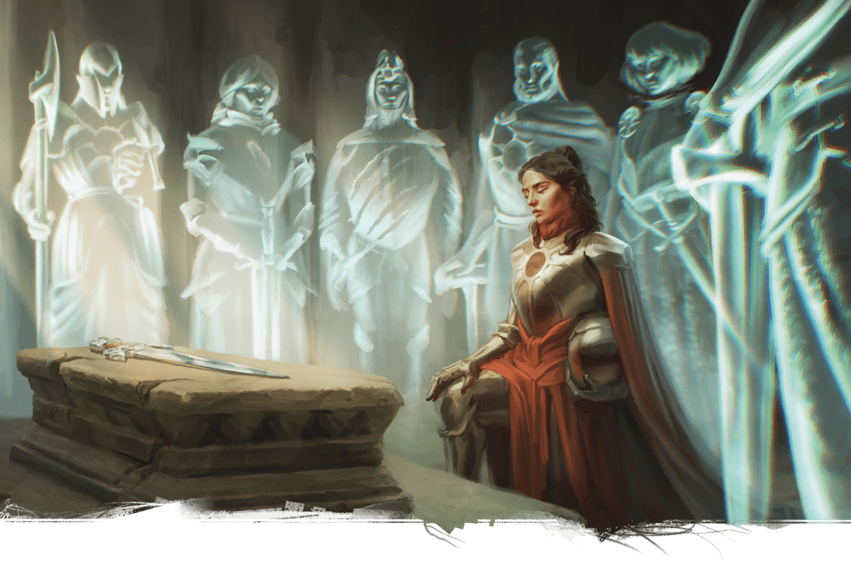 Discover Your 5E D&D Character's Horror Background with Van Richten's Guide Backgrounds