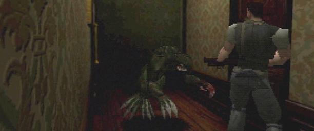 Image result for resident evil original hunter