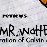 Review: Dear Mr. Watterson