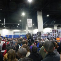 Rhode Island Comic Con 2014 Exceeds Capacity!  Fans Stuck Out in the Rain.