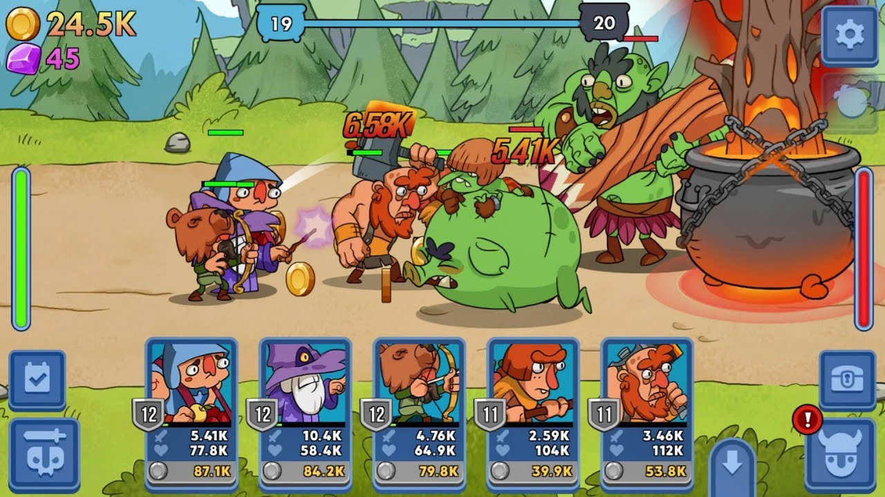 Best Idle Games 2019 Pc Best Idle Games and Clicker Games on PC, iOS and Android