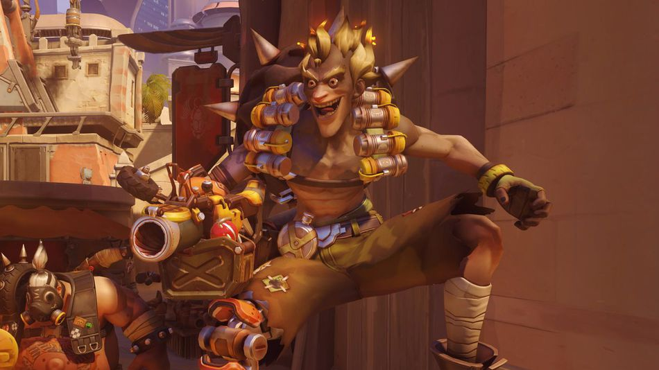 Junkrat Overwatch Ultimate