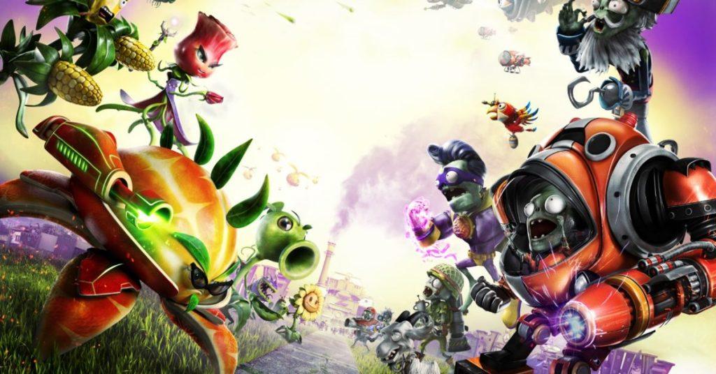 Plants vs Zombies - Garden Warfare 2