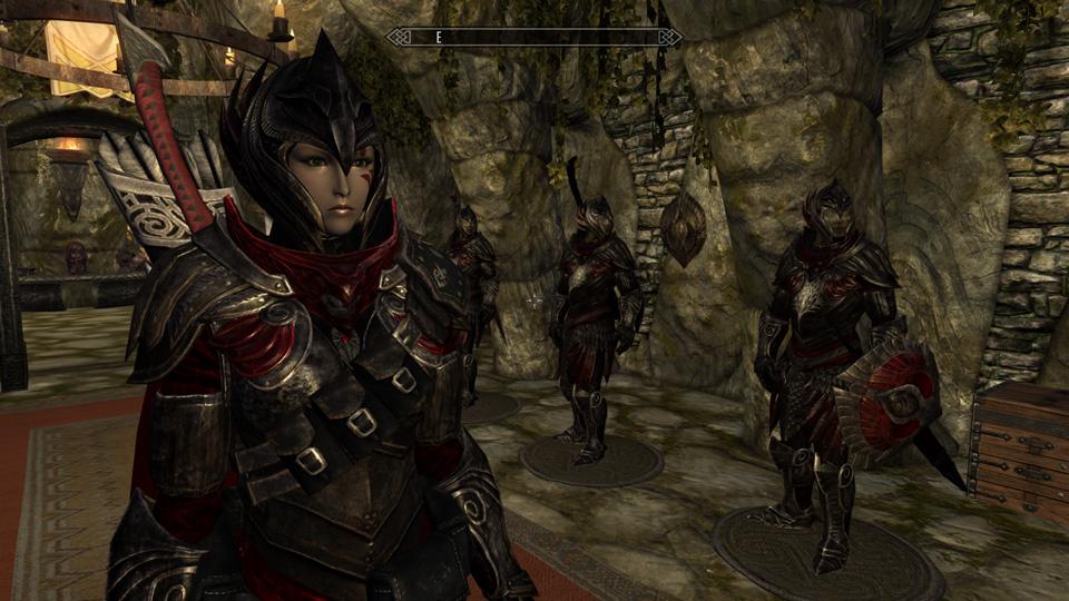 Royal Elven Armour Mod