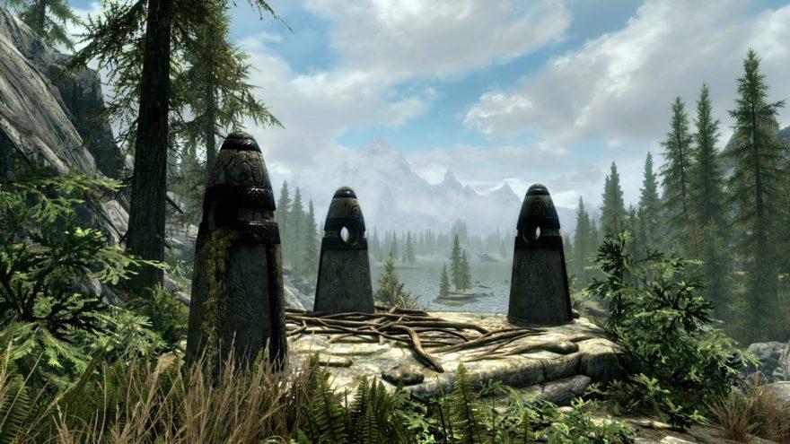 Standing Stones Skyrim