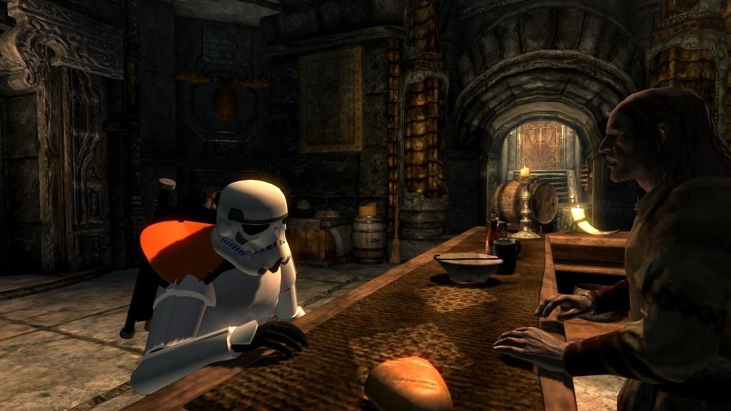 Star Wars Trooper Armors Mod