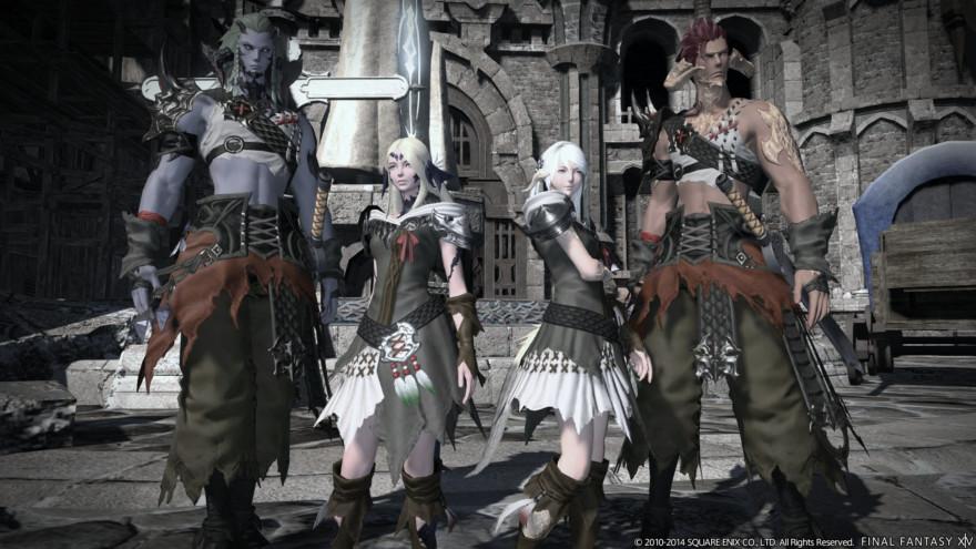 Final Fantasy XIV Online - A Realm Reborn