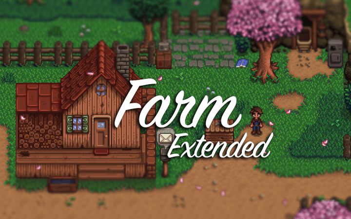 Farm Extended Stardew Valley