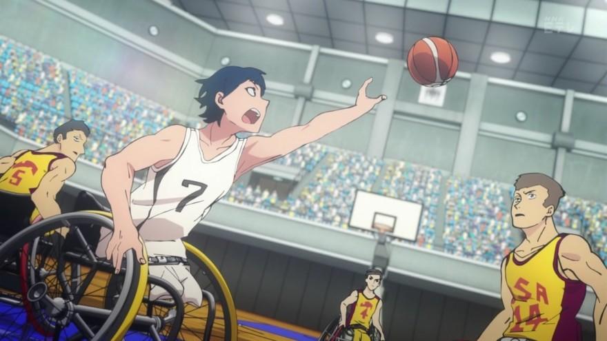 Breakers anime