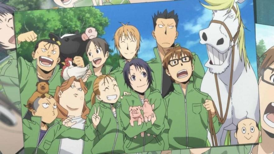 Silver Spoon Anime