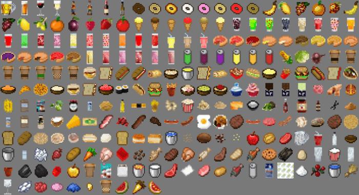 Best Minecraft Food