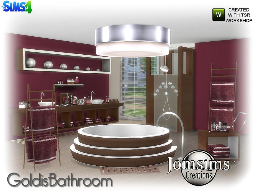 Goldis Bathroom
