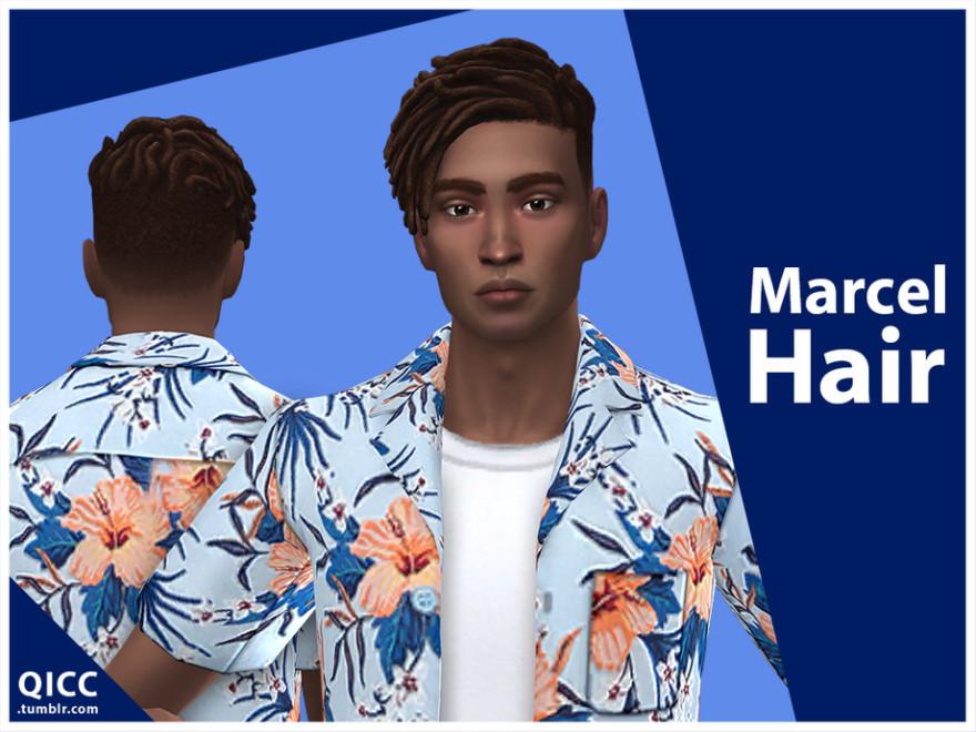 Marcel Hair