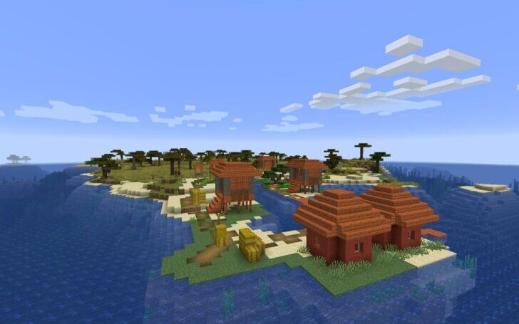 Minecraft Seed 573947210