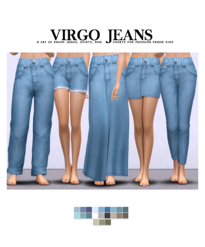 Virgo Jeans