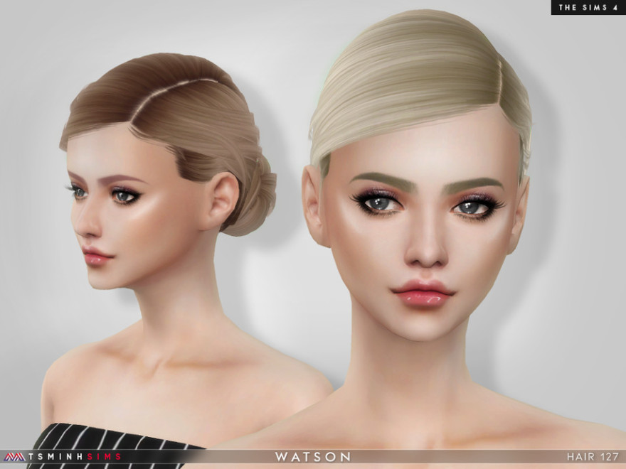 Watson Hairstyle