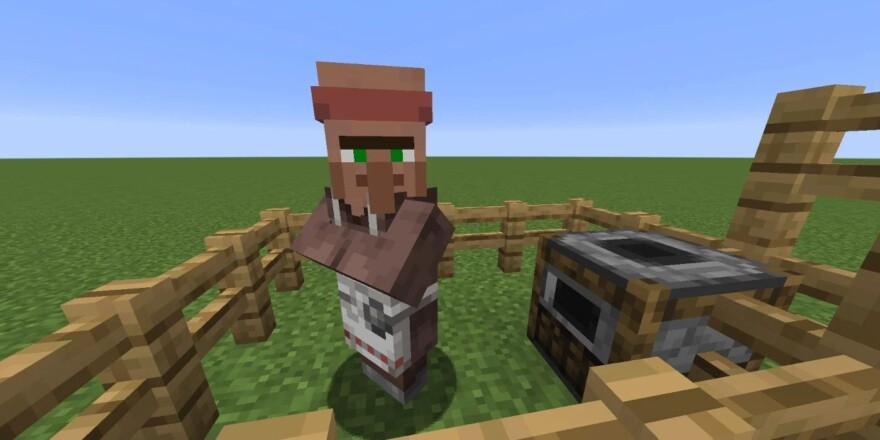Butcher Villager